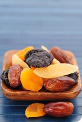 Les fruits secs : le plein d'énergie
