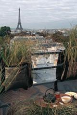 Potager à Paris