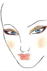 Un maquillage bio sans nano et glam' par So'BiO étic