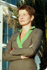 Martine Payeur s'engage pour les cantines bio à Marseille