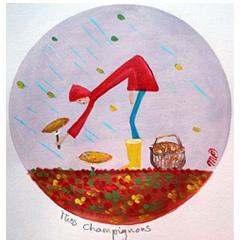 Miss champignons