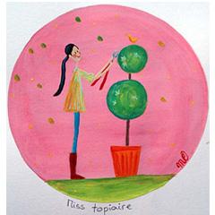 Miss topiaire