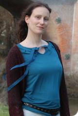 Miss Tizia pour la Miss Bio 2011