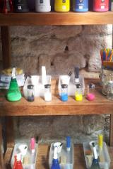 Des ateliers de peinture Montessori pour enfants