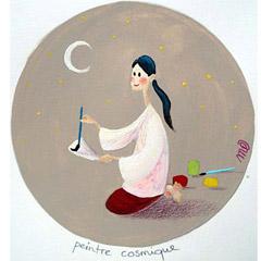 Peintre cosmique