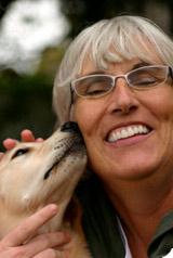 Thérapie animale auprès des personnes âgées