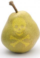 Un tiers des fruits vendus contiennent plusieurs pesticides