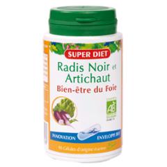 Radis Noir / Artichaut bio