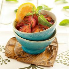 Salade de fruits marocaine