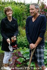 Gagnez la visite du jardin de l'émission Silence, ça pousse! et des kits de jardinage
