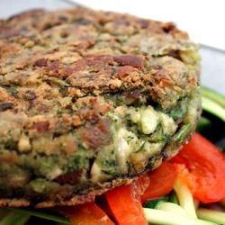 Green steak aux herbes fraiches