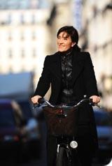 Toutes à vélo !