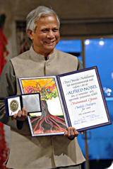 Le microcrédit : Muhammad Yunus - un homme, une idée, un pari réussi